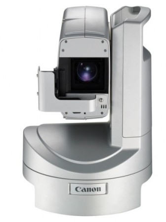 Canon Launched new XU-80 Cost-Effective Turnkey Indoor/Outdoor Remote-Control Pan-Tilt-Zoom HD Camera