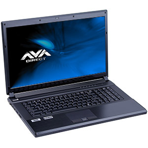 AVADirect launches Next-Generation HM77 Clevo Notebooks