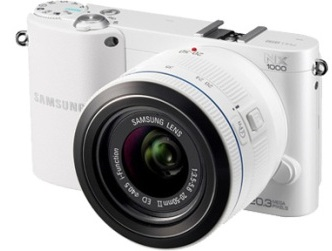 Samsung Unveils New NX1000, NX20 and NX210 – the world's first SMART compact system cameras with built-in Wi-Fi connectivity