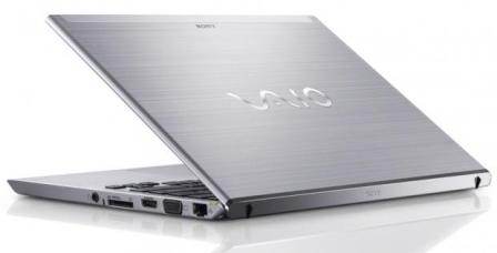 Sony Launched its First Ultrabook VAIO T Series