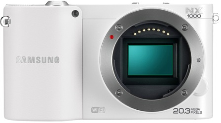 Samsung unveils new NX1000 SMART Compact System Camera with Built-in Wi-Fi and Professional-Like Image Quality