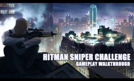 Hitman Sniper Challenge DLC Walkthrough and Tips