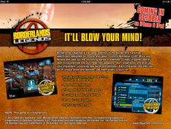 Borderlands Legends revealed on iPhone and iPad, released in October