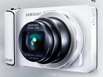 Samsung launches Galaxy 3G-Connected Camera in India
