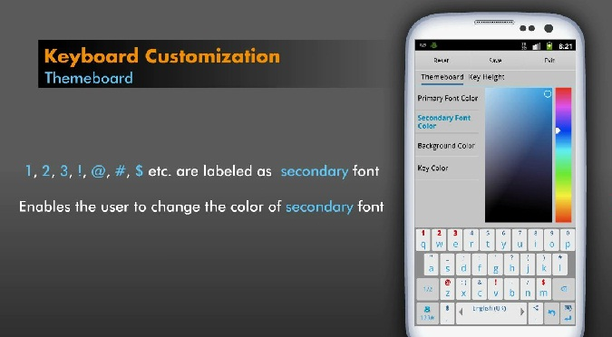 KeyPoint launches First Real-Time Keyboard Customization in Forthcoming Adaptxt App Release for Android