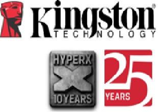 Kingston celebrates 10 years of HyperX at 2013 International CES