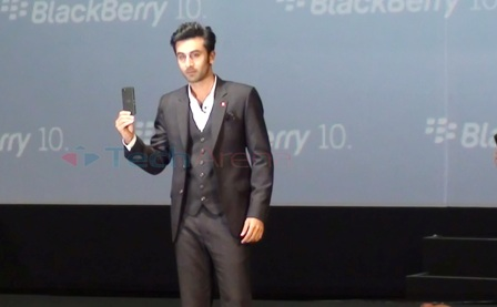 Blackberry Z10 launched at Rs 43,490