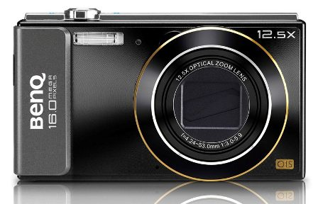 BenQ launches GH650 and GH210 Point and shoot Digital Cameras