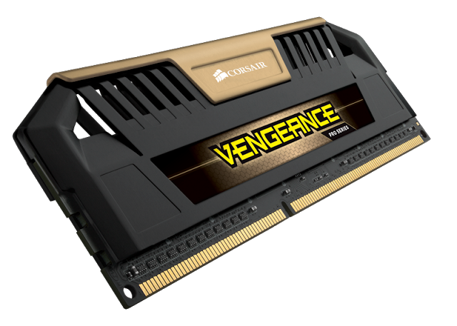 Corsair Vengeance Pro Series DDR3 Memory Launched