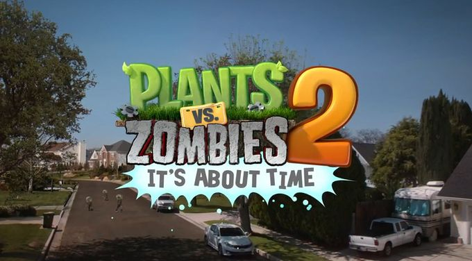 Plants vs Zombies 2 Release Date on July 18, 2013