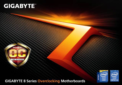 Gigabyte unveils  8 Series OC motherboard for extreme overclocking