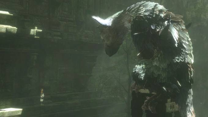 E3 2013: The Last Guardian game is on hold