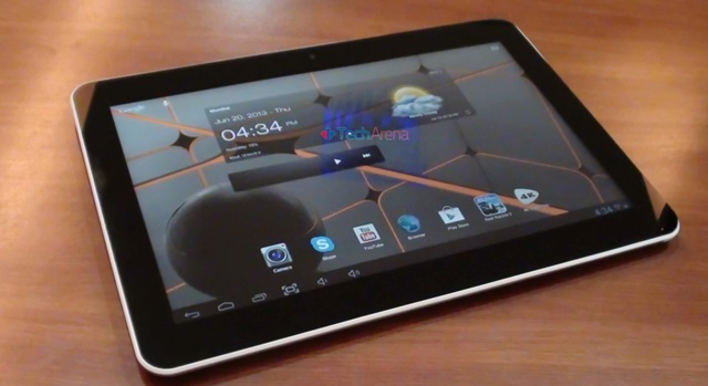 Zync Quad 10.1 Tablet Review