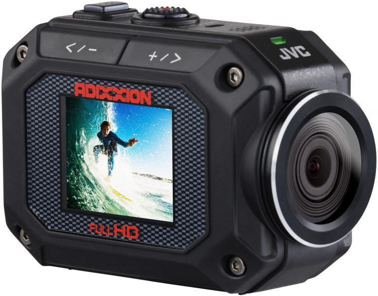 JVC launches GC-XA2 ADIXXION action camera