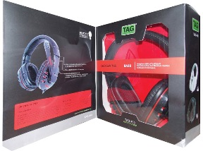 TAG unveils TAG 400 Headset for Gaming