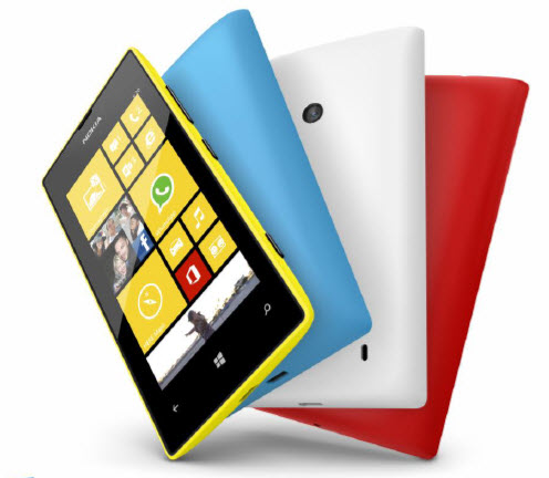 Windows Phone gains close to 10% market share in Europe