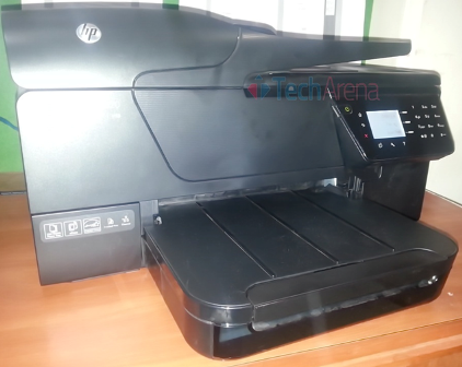 HP Officejet Pro 3620 Review