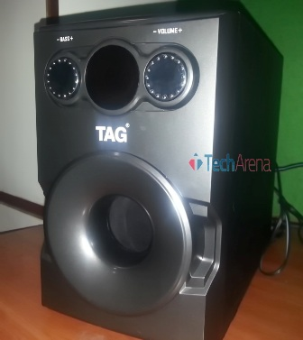 TAG 3608 2.1 Multimedia Speaker Review