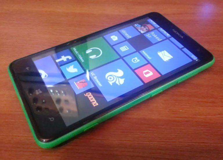 Nokia Lumia 625 Windows Phone Review