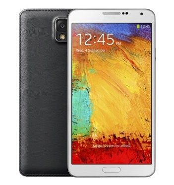 Goophone N3 is a Samsung Galaxy Note 3 Cloned Smartphone