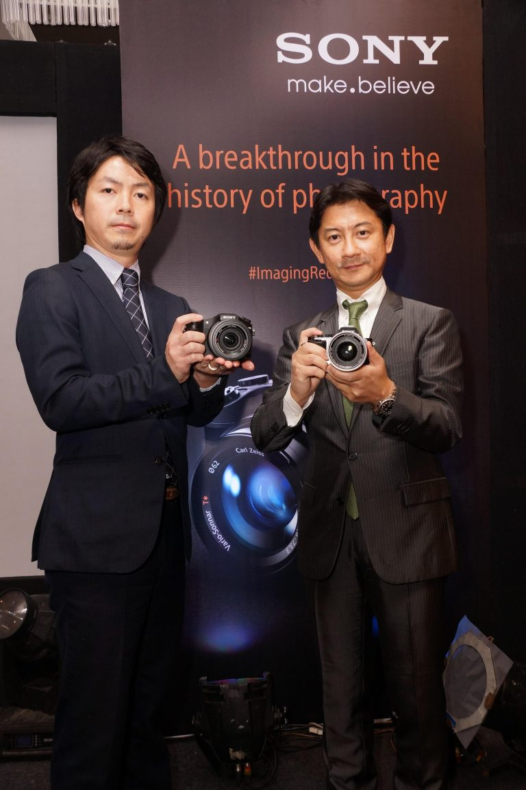 Sony Launches Alpha 7 and Alpha 7R cameras in India