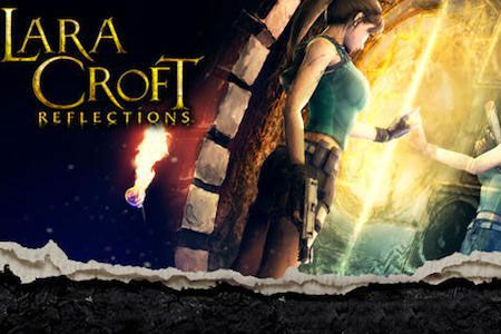 Lara Croft Reflections iOS game download for free