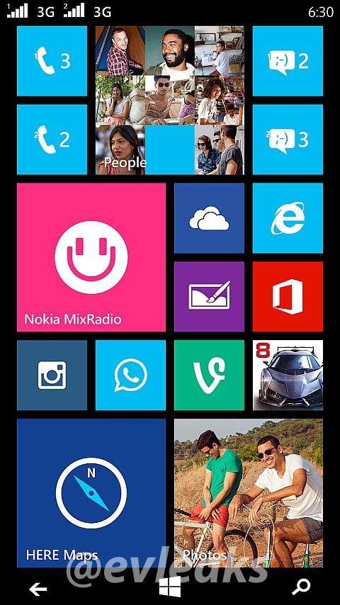 Nokia Lumia 630/635 first dual SIM Windows Phone unveiled
