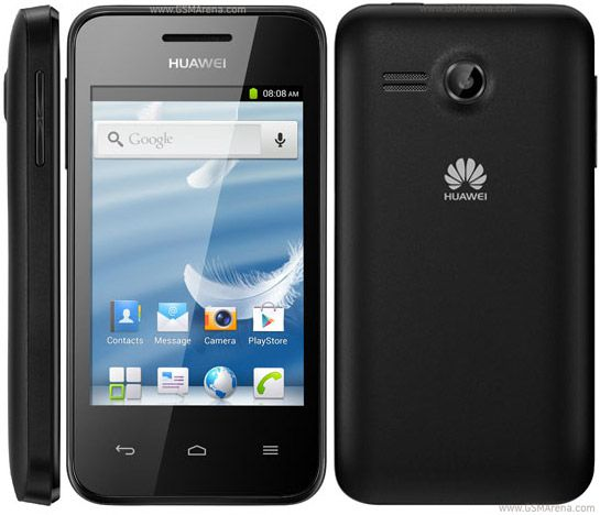 Huawei unveils Ascend Y220 entry-level smartphone