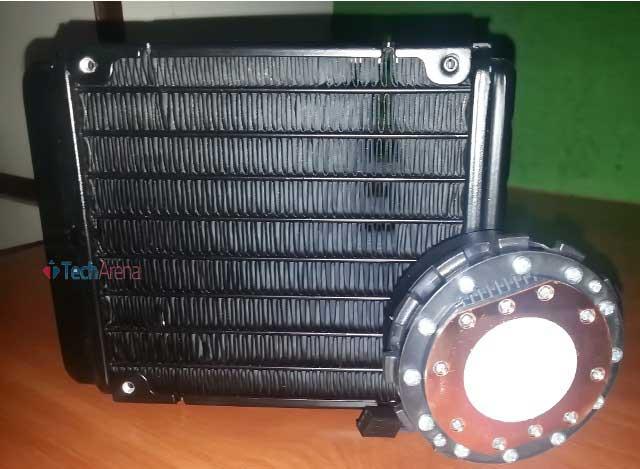 Antec KUHLER H2O 920 Liquid Cooler Review