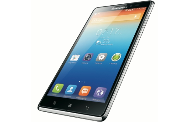 Lenovo Vibe Z LTE phablet with 5.5-inch screen launched