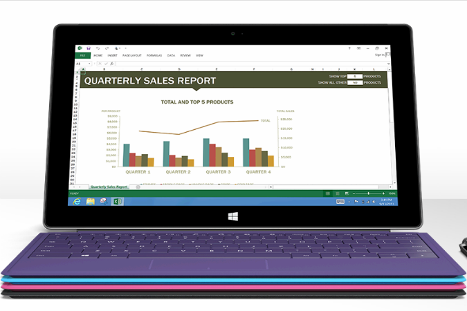 Surface 2 Pro CPU upgraded to Intel Core i5-4300U 1.9GHz by Microsoft