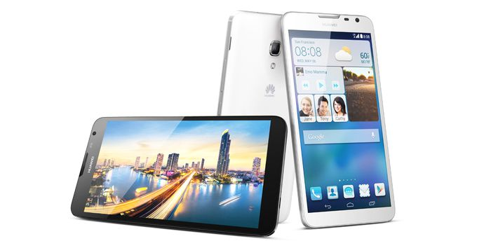 Huawei Ascend Mate 2 6.1-inch 4G phablet announced at CES 2014