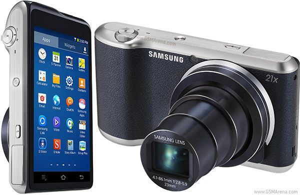 Samsung Galaxy Camera 2 with 16.3-megapixel sensor announced