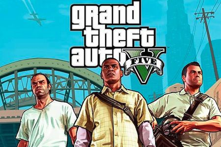 GTA 5 PC listed on Amazon France for pre-orders