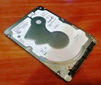 Seagate Laptop Ultrathin 500GB HDD