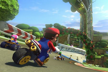 Mario Kart 8 to release in May for Nintendo Wii U