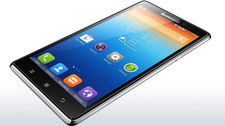 Lenovo Vibe Z LTE Smartphone launched in India for Rs. 35999