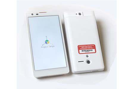 Google announces Project Tango 3D smartphone platform