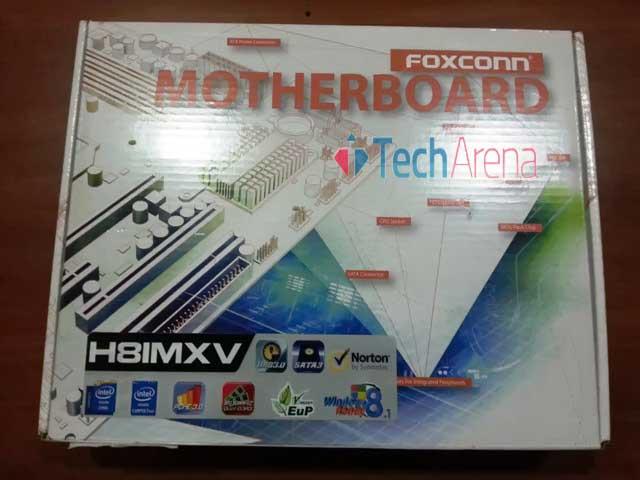 Foxconn H81MXV LGA 1150 Motherboard