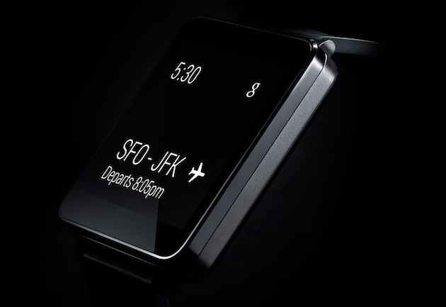 LG tweets teaser image of G Watch