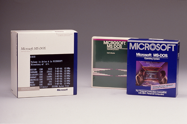 Microsoft releases source code for MS-DOS and Word for Windows