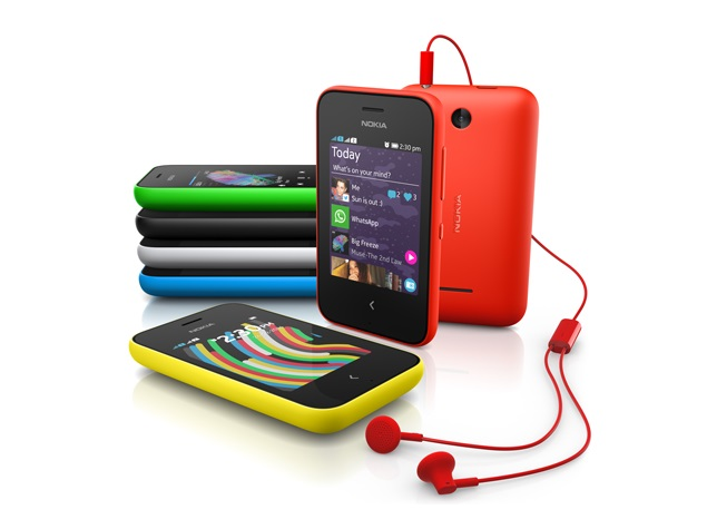 Nokia Asha 230 Dual SIM mobile phone now available at only Rs. 3449