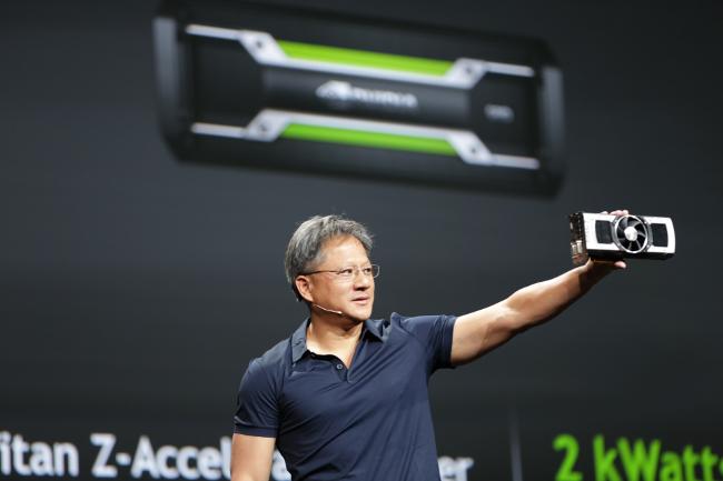 Nvidia dual GPU GeForce GTX Titan Z graphics card unveiled at $2,999