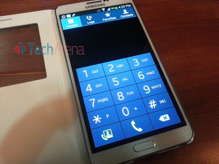 How to auto reject call on Samsung Galaxy Note 3