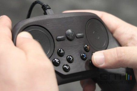 Steam Controller to be released this October or November
