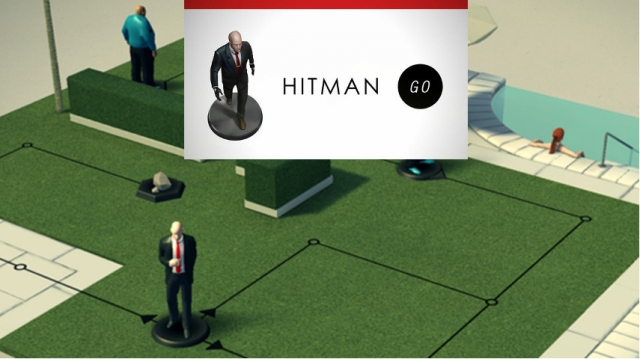Hitman GO landed on App Store for iPhone and iPad
