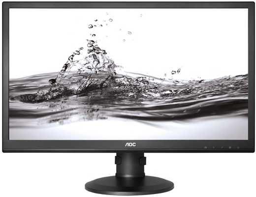 AOC U2868PQU 4K Ultra HD monitor announced