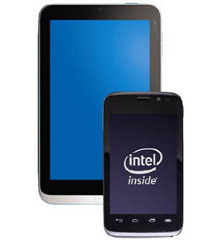 Samsung might prepare an Android smartphone powered by Intel's Atom Moorefield