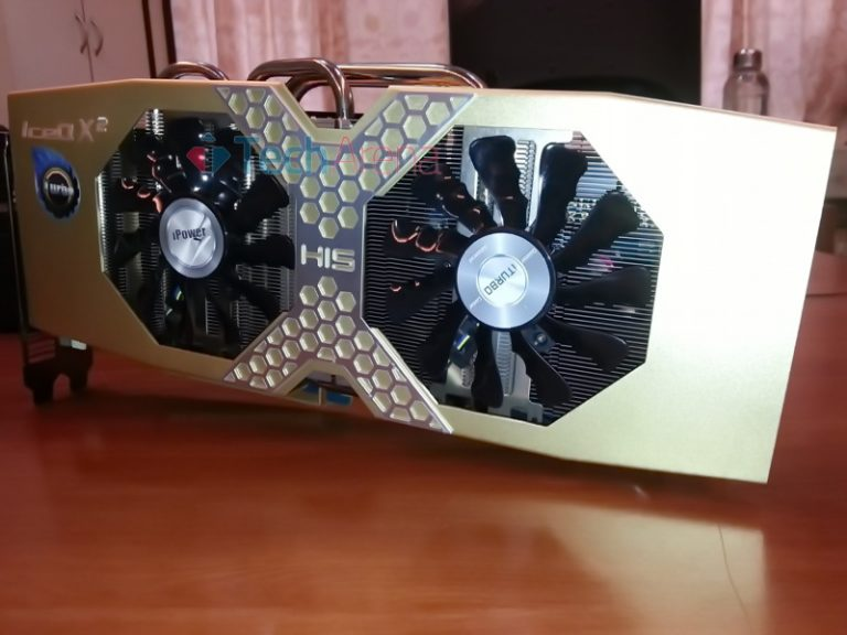HIS Radeon R9 280X iPower IceQ X2 Turbo Boost Review