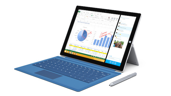 Microsoft offers up to $650 to trade your MacBook Air for a Surface Pro 3